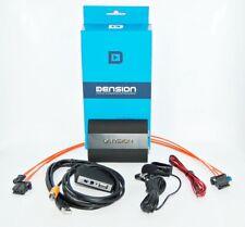 NEU DENSION GATEWAY 500S BT DUAL FOT BLUETOOTH A2DP USB AUX IN AUDI BMW PORSCHE