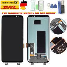 Für Samsung Galaxy S8 SM-G950F LCD Display Touch Screen Bildschirm Digitizer -DE