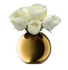 LSA Polka Vase 11cm - Gold