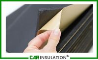 30mm Thick 8 Sheets Car Insulation Sound Proofing Deadening Closed Cell Foam Van