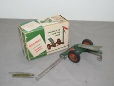 Vintage NEW IDEA Sickle Mower RARE 1:16 Topping with original Box