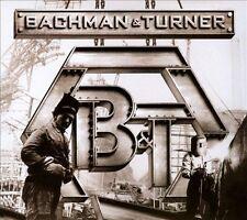 Bachman & Turner [Digipak] by Bachman & Turner (CD, Sep-2010, Linus Entertainmen