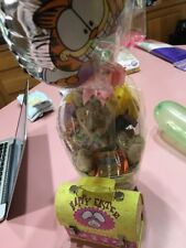 Garfield Happy Easter Basket With Bunny Candy Balloon And Tin Candy Egg Purse
