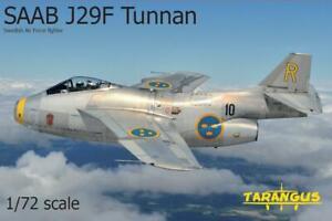 Tarangus 1/72 SAAB J29F Tunnan