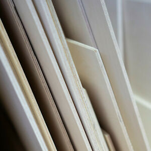Multiplex Birke Holzplatte wasserfest verleimt, Zuschnitt, Sperrholzplatte 30mm