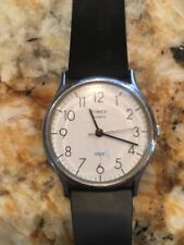 Vintage Timex Rare All Numbers On Face