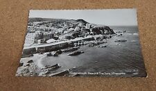 Ilfracombe Wildersmouth Beach &the Tors real photo unposted  xc1