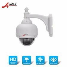 HD 2.0MP 3-10mm Lens Electronic Zoom PTZ IP Outdoor Network Security CCTV Camera