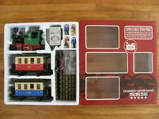LGB Lehmann G Scale Passenger Train Set w/ Stanz Locomotive #20301 EX