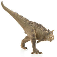 Papo Carnotaurus Dinosaur Figurine Toy Fiction Imagination Fantasy Toy Figurine