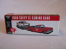 Ertl Wix Filters 1959 Chevrolet El Camino 1:25 NIB