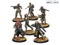 Haqqislam Starter Pack - Infinity Wargame - Brand New