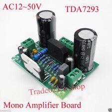 TDA7293 85W 100W Mono Audio Amplifier Board ± AC12~50V Update vision TDA7294