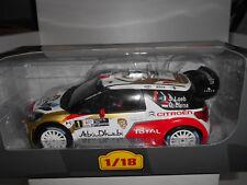 CITROEN DS3 WRC RALLY ARGENTINA 2013 LOEB #1 WINNER ALTAYA IXO 1:18