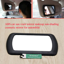 Car Clip on Sun Visor Vanity Mirror Automobile Truck Sun-shading Cosmetic Mirror