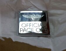 Indianapolis Motor Speedway Official Pace Car Center Console Emblem New NOS