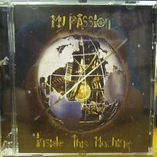 My Passion(CD Album)Inside This Machine-Spinefarm-SPINE767003-Europe-20-New