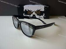 Occhiali da sole Skullrider Polarizzati. Diamond Black Chrome h04 Gruppo Hawkers