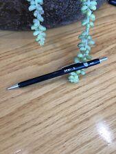 RARE Mitsubishi 0.5mm Demi - .5 Mechanical Pencil BLACK AND SILVER