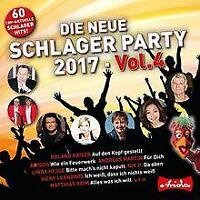 Die neue Schlager Party,Vol.4 (2017) von Various | CD | Zustand sehr gut