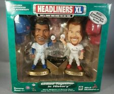 HTF Mark McGwire Sammy HR Special LE XL Headliner Bobblehead Cubs Cardinals
