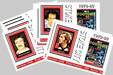 STOKE CITY - 1979/80  SERIES 2 - COLLECTORS POSTCARD SET