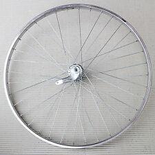 Paar Räder Stahl Größe 26 X 1-3//8 Beretta Fahrrad mit Gestängebremse