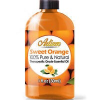 Artizen Sweet Orange Essential Oil (100% PURE & NATURAL - UNDILUTED) 1oz / 30ml