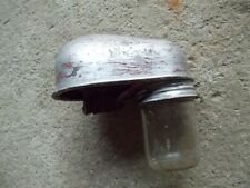 Farmall H Hv Sh 300 Ih Tractor Original Precleaner Topper Top Cover Glass Jar
