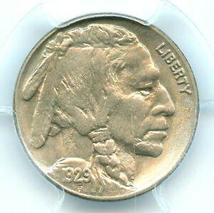 1929-S Buffalo Nickel, PCGS MS65