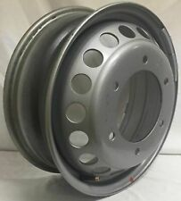 16 Inch 6 on 205 Dual Steel Wheel Rim Fits Sprinter 3500   WE21458T