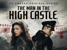 THE MAN IN THE HIGH CASTLE SEASON 4 DVD ALL 10 EPISODES  CONTACT ME FIRST!!!!!!!