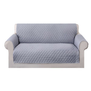 Microfiber Furniture Shield Couch Slipcover Sofa Cover for Pets Cats