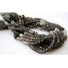 """Cats Eye Faceted Rondelles Solomon Cats Eye 5mm Beads 105 Pcs Approx 14"""" Strand"""