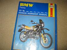 bmw motorcycle workshop manual | ebay