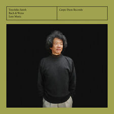 Bach / Weiss / Toyohiko Satoh - Lute Music [New CD]