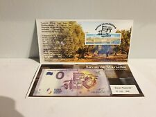 Encart Billets Touristique Euro Souvenir Schein Savon de Marseille