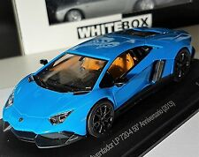 WHITEBOX COLLECTORS MODEL LAMBORGHINI AVENTADOR LP 720-4 ECHELLE 1:43 NEW OVP