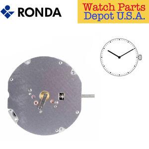 Genuine Ronda 702 or 703 Quartz Watch Movement Swiss Parts (Multiple Variations)