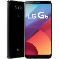 LG  G6 H870S 4G LTE Black 32GB Unlocked Mobile Phone