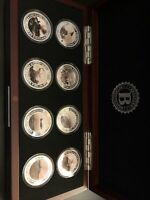 Bradford Exchange The Pacific Theater Coin Collection Open To Offers