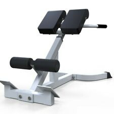 45 Degree Ab/Hyper Back Bench Adjustable Extension Back Exercise Roman Chair