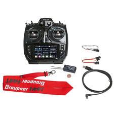 Graupner S1047.US mz-16 16CH 2.4 GHz HoTT Radio w/ GR16 Receiver - Dual RF - MP3