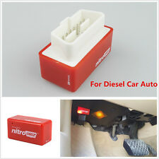 NEW OBD2 Plug & Drive OBD2 Performance Chip Tuning Box For Diesel Car auto SUV