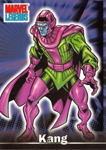 KANG / Marvel Legends (Topps 2001) BASE Trading Card #63