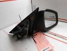 12 BMW 328i pass side view mirror auto dim 1021185 ic# 64218 dark grey  RF0120