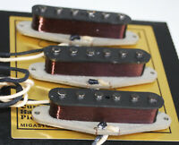 For Stratocaster '75 Vintage Pickups Set Hand Wound by Migas Touch Strat #1