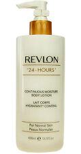 Revlon 24 Hours Continuous Moisture Rich Body Lotion 400ml