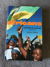 African Studies: Africans : The History of a Continent 108 by John Iliffe (2007,