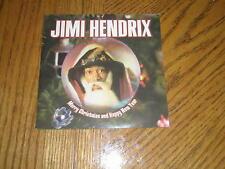JIMI HENDRIX / MERRY CHRISTMAS AND HAPPY NEW YEAR ~ Ltd Ed. 1999 45 rpm ~ NEW